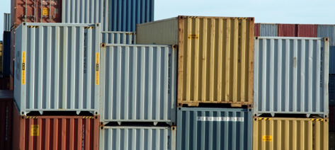 Containers Foto: Shutterstock